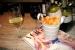 Restaurante El 17 de Moreto entrantes aperitivo vinos