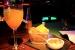 Cocktail y aperitivo de bienvenida en Restaurante 69 Pétalos, Madrid