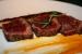 Solomillo de buey de Tineo en Restaurante 69 Pétalos, Madrid