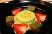 Mousse de té verde, pistacho y cacao