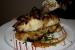 Bacalao con crumble de manzana - Restaurante Alma Lusa Madrid