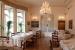 Restaurante centro riojano madrid espacio decoracion lujo