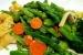 Restaurante centro riojano madrid platos carta entrantes verdura