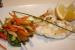 Restaurante Materia Prima Madrid medallon de rape segundos pescado