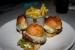 3 Mini Hamburguesas - Tapanco Madrid