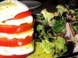 Ensalada Dantesca. Restaurante La Burla de Quevedo