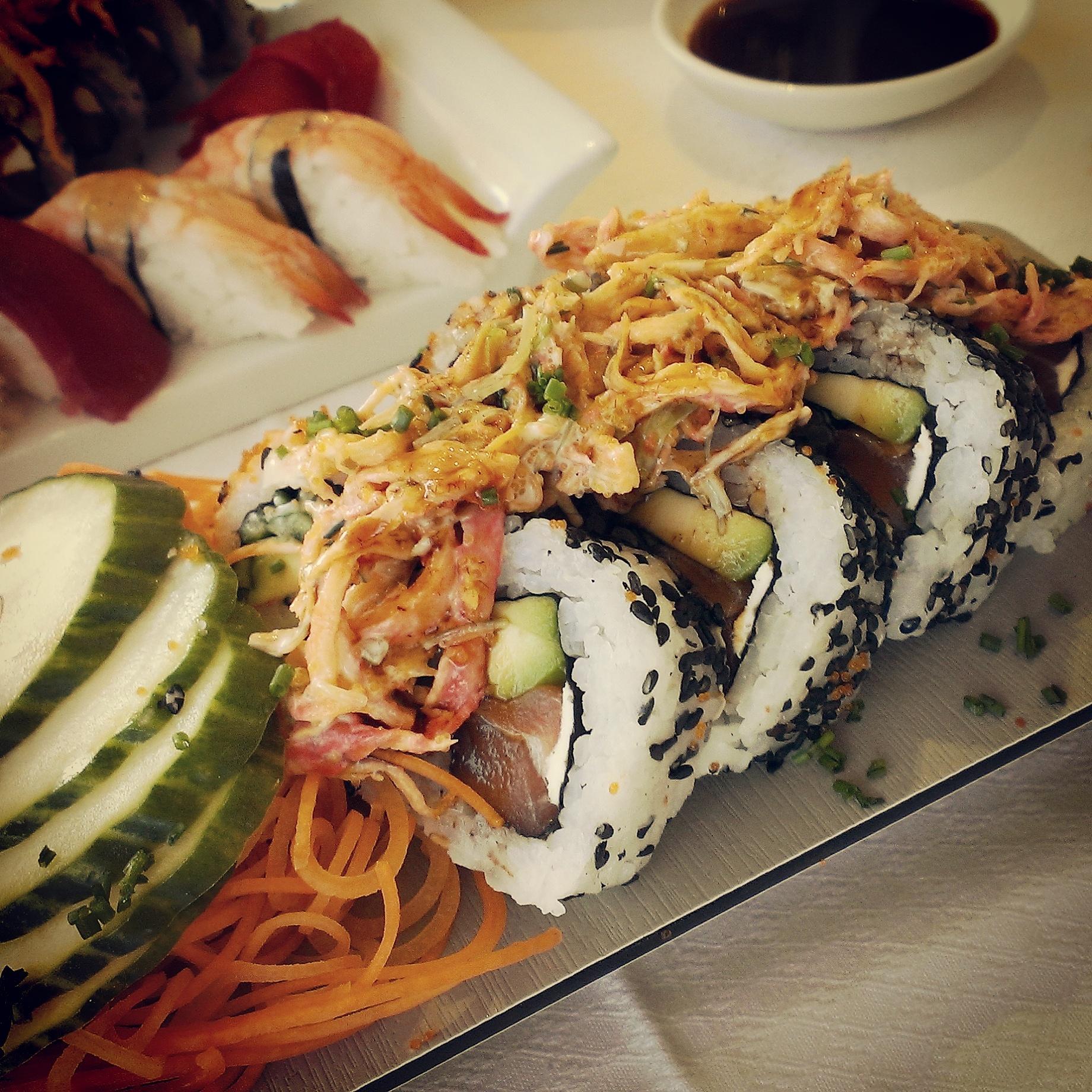 Sushi La Mar de Conde Orgaz